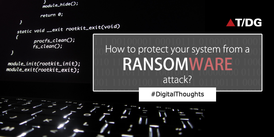 10 tips that will help protect your system against Ransomware