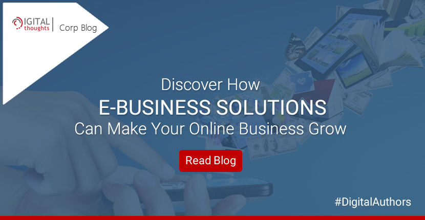 Take Your Online Business to the Next Level with E-Business Solutions