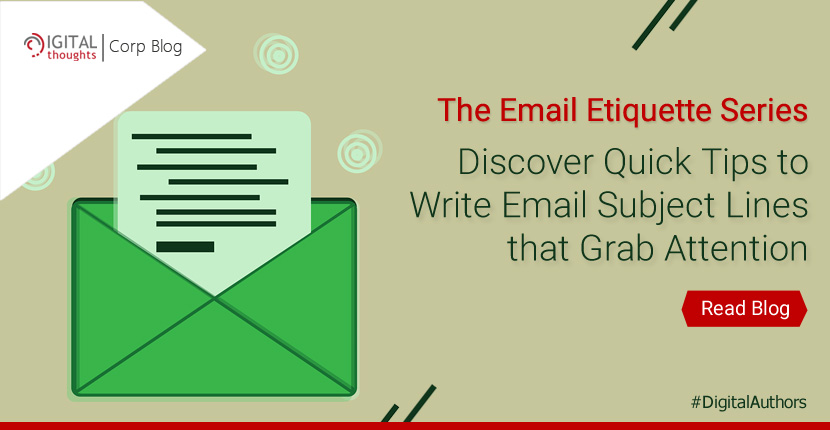 5 Key Tips to Write Enticing Email Subject Lines